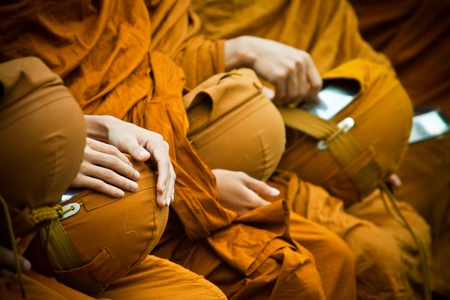 buddhist life photo