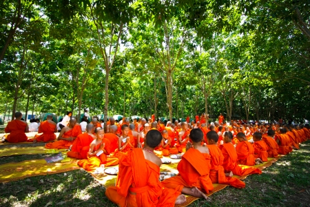 monk life