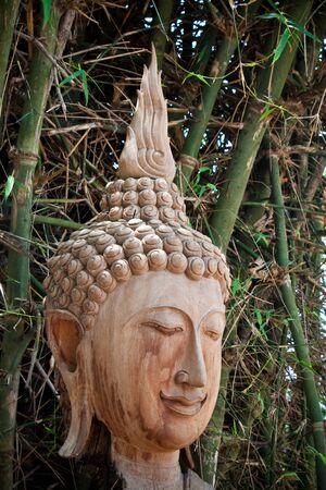 face of buddha Stock Photo - 13619897