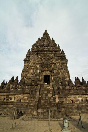 Prambanan Temple in Yogyakarta photo