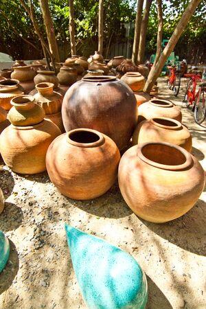 earthenware: earthenware Stock Photo
