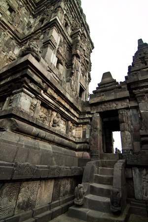 Castle of the country  Indonesia photo