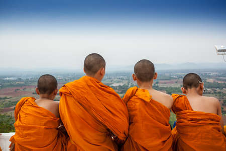 monks: monks life