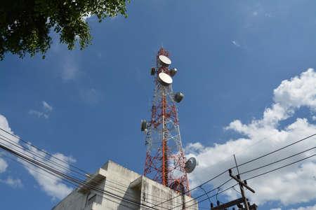 world communication: World Communication Stock Photo
