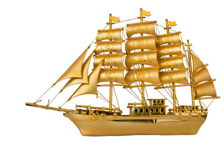 Chinese junk Stock Photo - 8704107