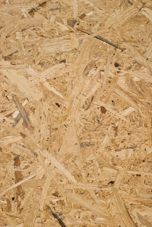osb: OSB uses  strands  which are kind of like thin wood chips