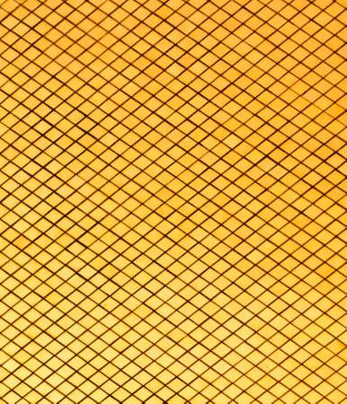Golden pagoda texture in  Bangkok, Thailand