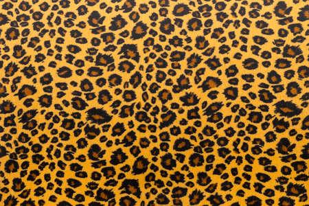 zbliżenie sztuczna skóra tygrysa wzór tła