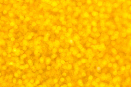 Abstract background golden bokeh  for Christmas background Stock Photo