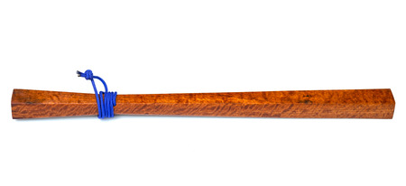 Le bâton en bois de KomFaek est une arme ancienne de Thaïlande