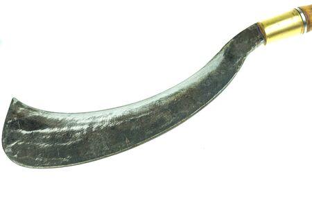 Big knife for multipurpose on white background, Reklamní fotografie