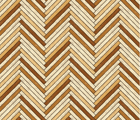 Parquet pattern in light brown colors