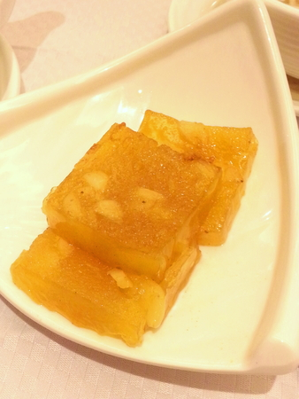 Pan-fried Water Chestnut Cake photo