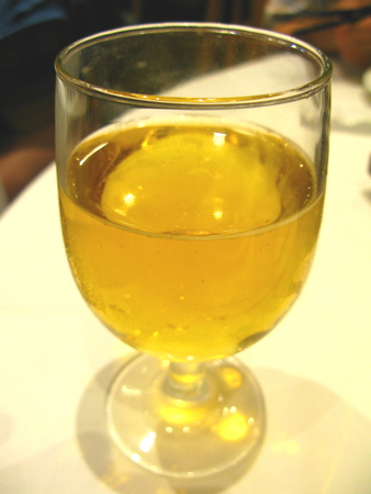 thirst quenching: A Glass of Beer