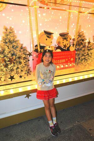 baby girls smiley face: Graceful Little Girl Stock Photo