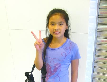 thailander: Smiley Girl