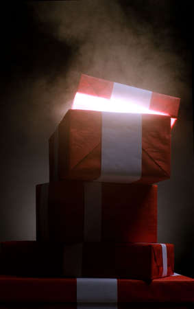 waited: magi� long waited  Chritmass presents from Santa