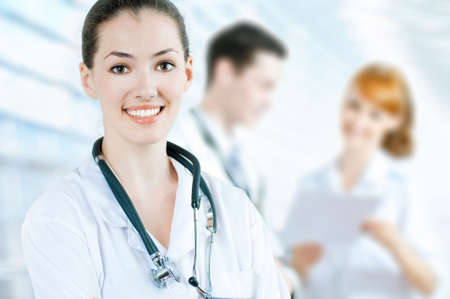 qualified: a team of experienced highly qualified doctors