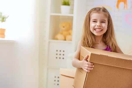 cardboard: the move to a new home