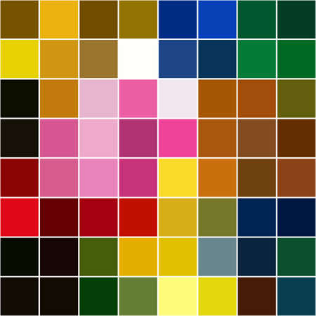 many colored: background of different colors separated squares mosaic