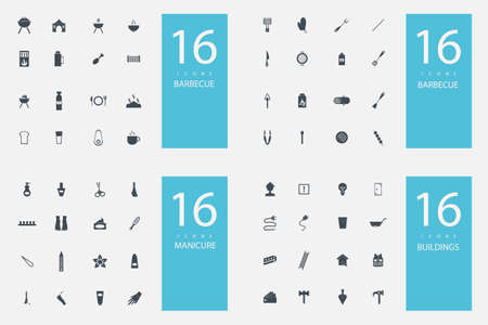 clippers: stylish set of 4 themes and icons