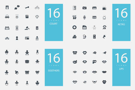 part prison: stylish set of 4 themes and icons