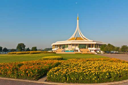 Suanluang RAMA IX public park, Bangkok, Thailand photo