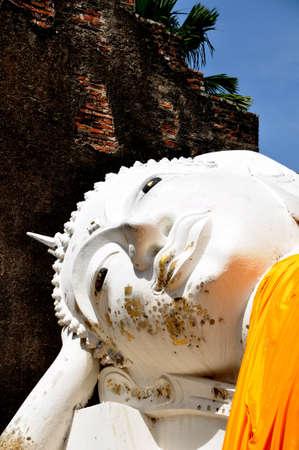 ayuthaya: Budda Statue, Ayuthaya, Thailand