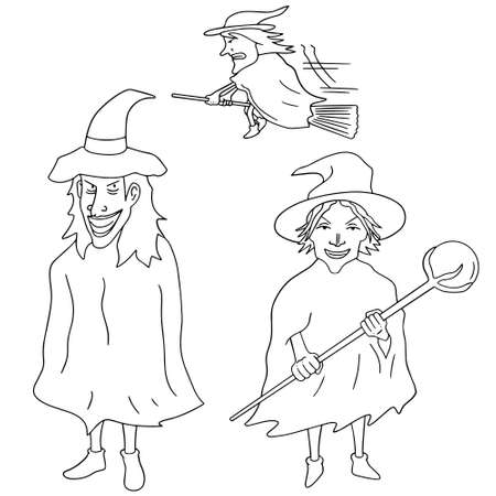 hag: vector set of witch