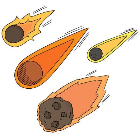 Asteroids icon.