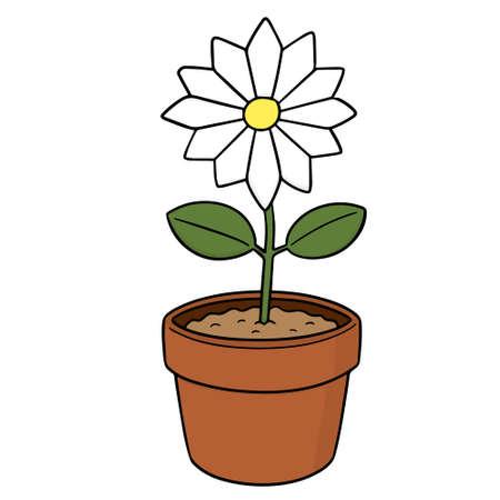 Vector of flower