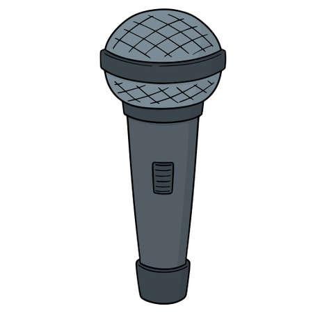vector of microphone