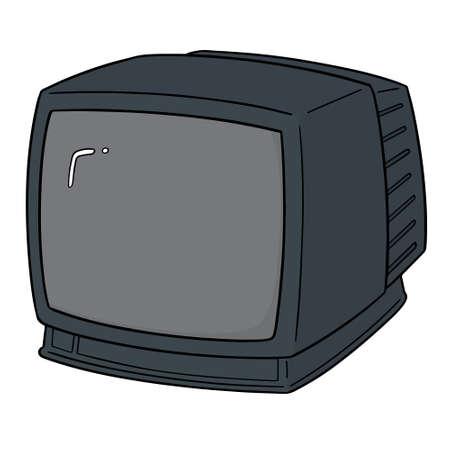 vector de televison