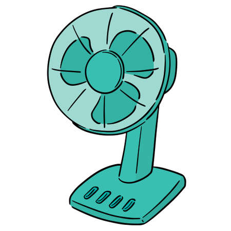 vector of fan