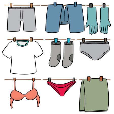 乾燥服のセット