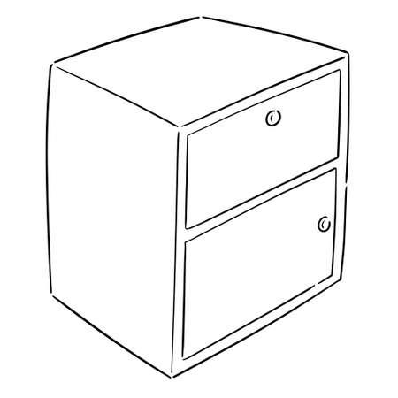 Set of drawer