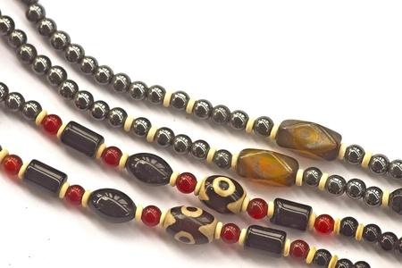 grung beads, Stock Photo
