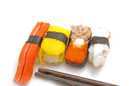 susi: Susi Food in Asia  Stock Photo