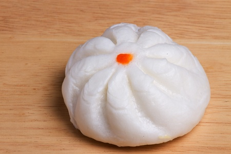 Char Siu Bao - Chinese Stock Photo - 13513808