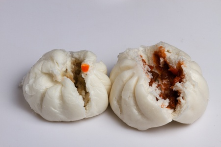 Char Siu Bao - Chinese photo