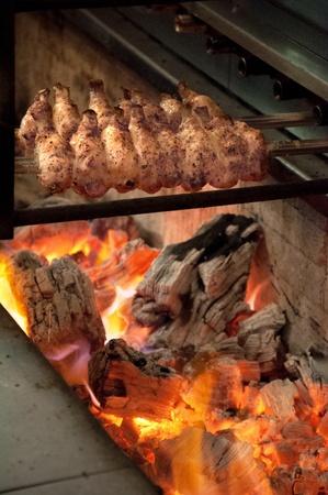 Brazilian Steakhouse Cuisine-Restaurant und Fine Dining Grill Standard-Bild - 11998540