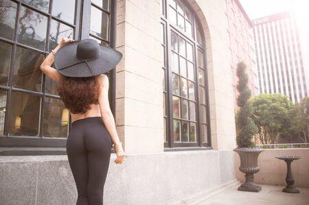 women s fashion: Beautiful Fashion model wearing 80