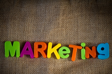 Marketing Dictionary Definition Low key close up Stock Photo - 8823250