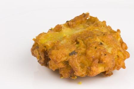 onion bhaji: onion bhaji