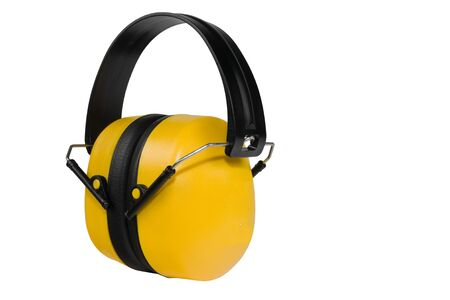 Ear muff Stock Photo