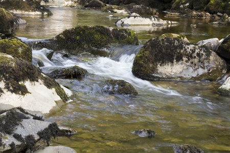 dales: Stream in the yorkshire dales yorkshire UK Stock Photo