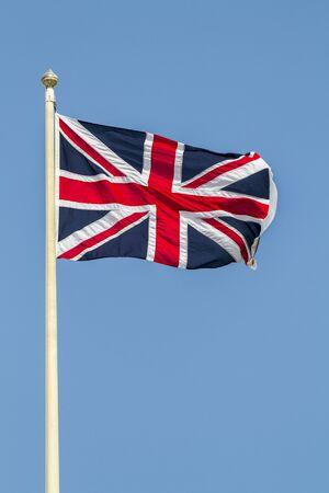 The Flag of the United Kingdom the Union Jack photo