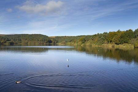 Ogden Water  Reservoir Halifax west yorkshire uk