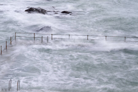 guernsey: Natural Pool in Guernsey,  Channel Islands