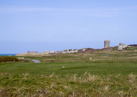 loophole:  loophole towers at various points along the coast of Guernsey
